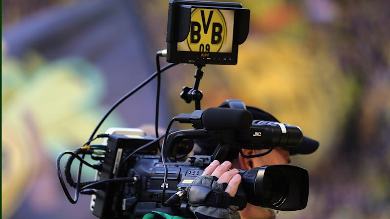 Borussia Dortmund TV Kamera Camera