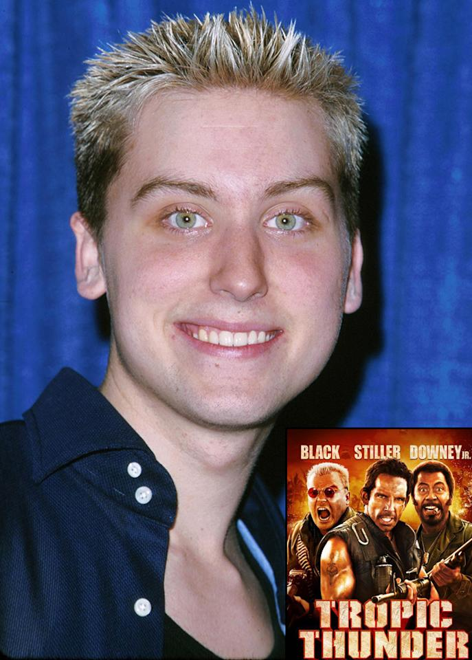 Lance Bass - Tropic Thunder