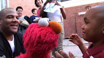 """<p>Dive into Elmo's world - or, more precisely, the life of the man behind the adorable furry puppet. Whoopi Goldberg narrates the story of Kevin Clash, who started out in a working-class Baltimore neighborhood before hitting <strong>Sesame Street</strong>. </p> <p>Watch <a href=""""http://www.netflix.com/title/70166234"""" class=""""link rapid-noclick-resp"""" rel=""""nofollow noopener"""" target=""""_blank"""" data-ylk=""""slk:Being Elmo: A Puppeteer's Journey""""><strong>Being Elmo: A Puppeteer's Journey</strong></a> on Netflix now.</p>"""