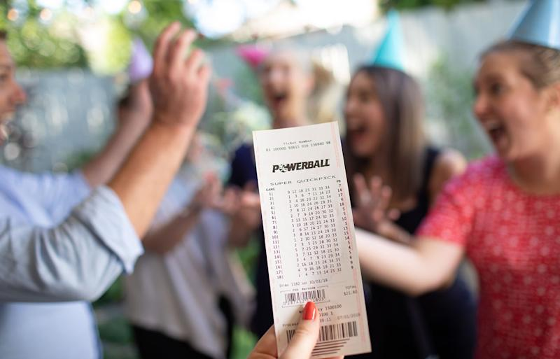 Someone could hold the winning ticket to Thursday night's $60 million Powerball draw, with the winning numbers now revealed.