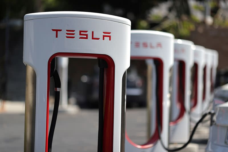 Tesla to split stock 5-for-1 at the end of August
