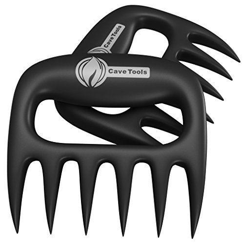 """<p><strong>Cave Tools</strong></p><p>amazon.com</p><p><strong>$9.99</strong></p><p><a href=""""https://www.amazon.com/dp/B00KP14E9M?tag=syn-yahoo-20&ascsubtag=%5Bartid%7C10055.g.4676%5Bsrc%7Cyahoo-us"""" rel=""""nofollow noopener"""" target=""""_blank"""" data-ylk=""""slk:Shop Now"""" class=""""link rapid-noclick-resp"""">Shop Now</a></p><p>These claws will help him shred everything from chicken to pork. They are also ideal for carving the Christmas ham. Not to mention, the company offers a lifetime guarantee. </p>"""
