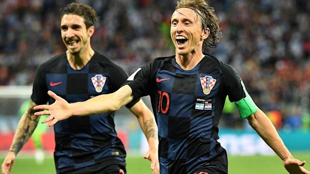 After manhandling Messi and the rest of Argentina, Croatia has already clinched a spot in the knockout round. Just how far can this side go?