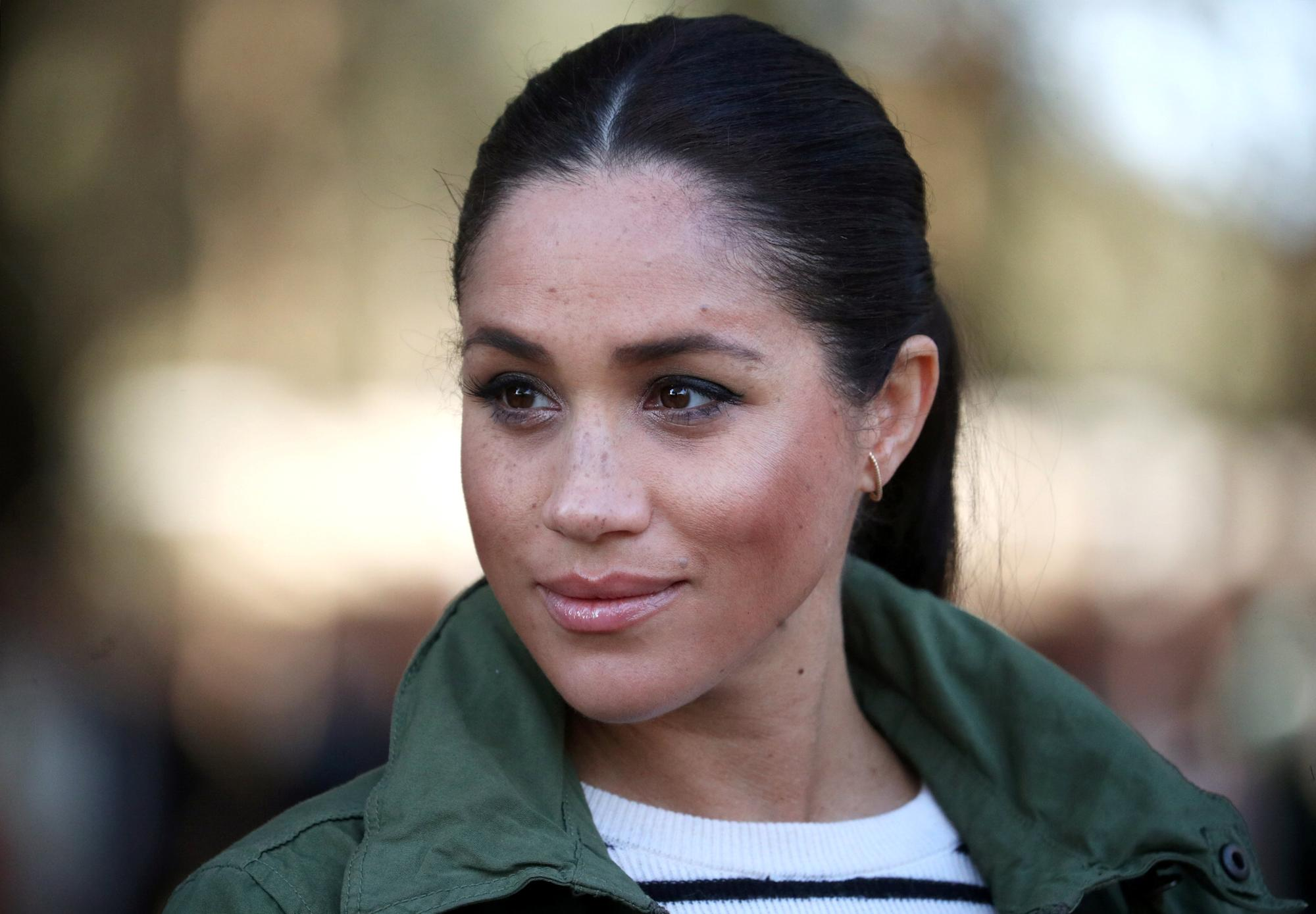 Art lecturer suspended over accusations of racism after 'colourful' Meghan comment