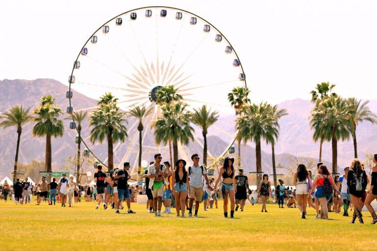 Coachella: The best celebrity Instagram posts from the A-list music festival