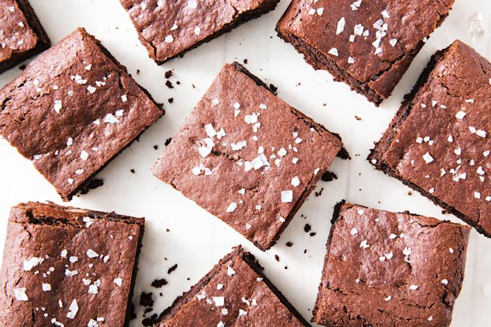 """<p>Real talk: You wouldn't even know these desserts were healthy if we didn't tell you. From brownies to cookies to cakes, these healthier desserts will get you through any sugar cravings. For more diet-approved low-calorie sweets, check out our best <a href=""""https://www.delish.com/cooking/nutrition/g3211/healthy-cookies/"""" rel=""""nofollow noopener"""" target=""""_blank"""" data-ylk=""""slk:healthy cookies"""" class=""""link rapid-noclick-resp"""">healthy cookies</a>.</p>"""
