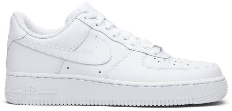 Air Force 1 '07 'White'. Image via GOAT.