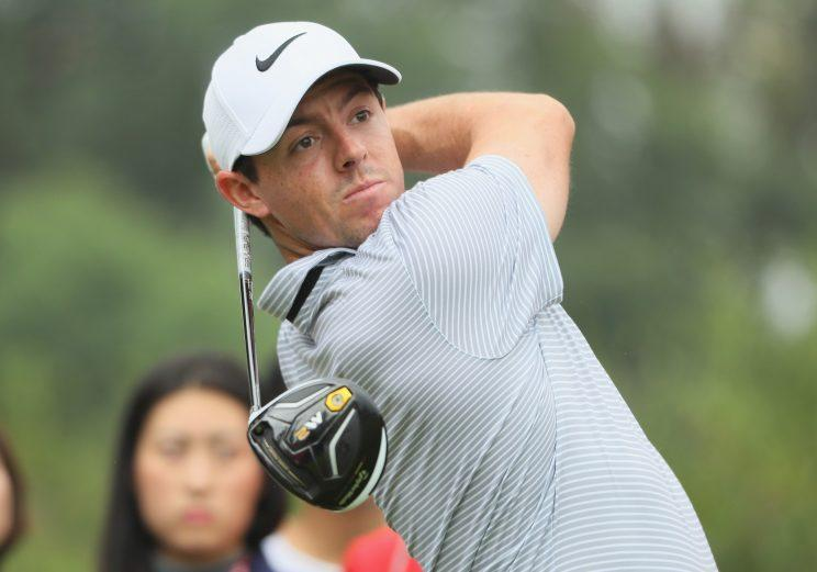 Rory McIlroy is looking for a fourth win this year this week. (Getty Images)