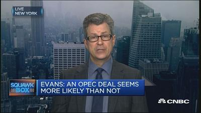 Chances are OPEC will reach an output cut deal in Vienna, says Citigroup's Tim Evans, even as the difficulties involved in working out terms remain.