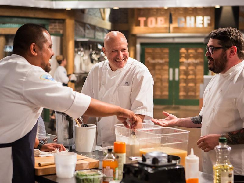 Tom Colicchio's 4 Tips for Success and Self-Care