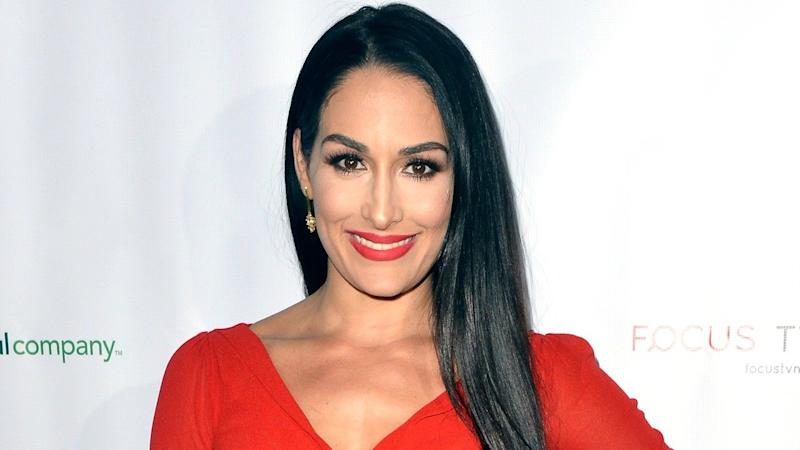 Brie Bella Gets Candid About Twin Nikki's Broken Engagement to John Cena
