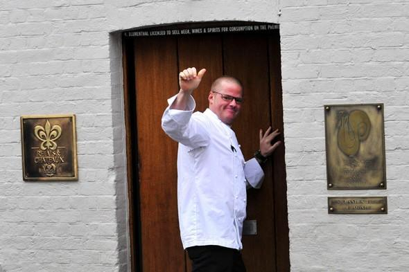 The Fat Duck launches first Christmas menu - but is £300 too pricey?