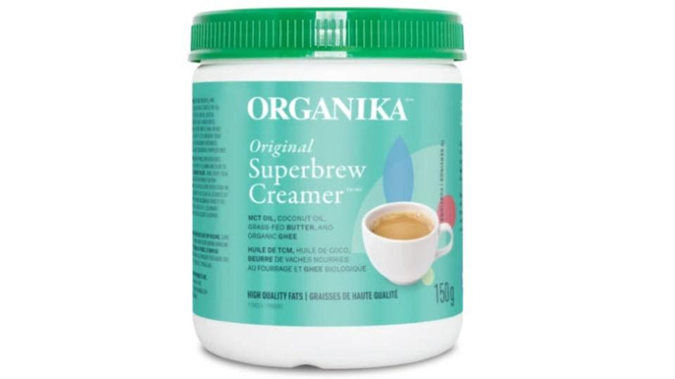Superbrew Creamer. (Image via Organika)
