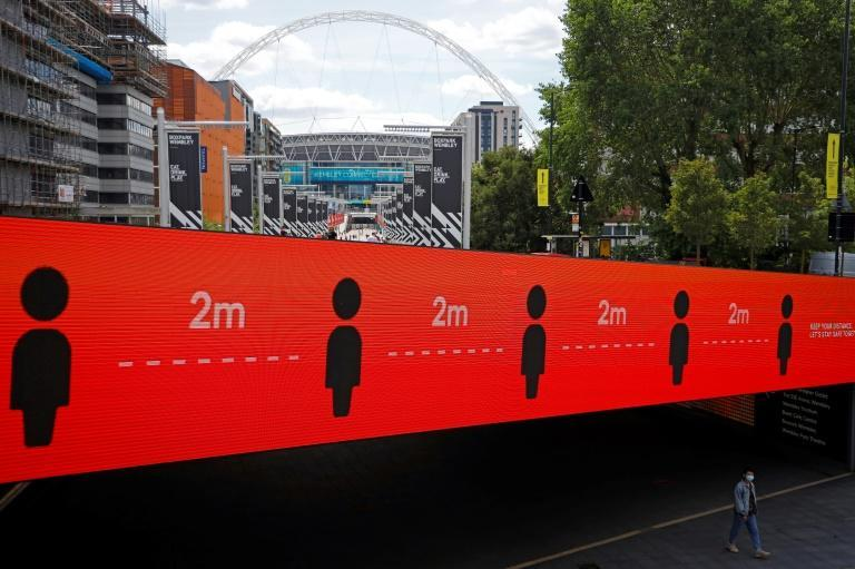 A barrier to sport: can the Euro 2021 final go ahead as planned at Wembley?