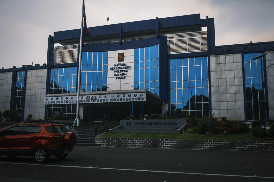 Camp Crame, the headquarters of the Philippine National Police. Photo: Luis Liwanag