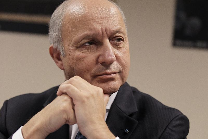 "French Foreign Minister Laurent Fabius says he considers Britain's EU referendum process to be ""dangerous"""