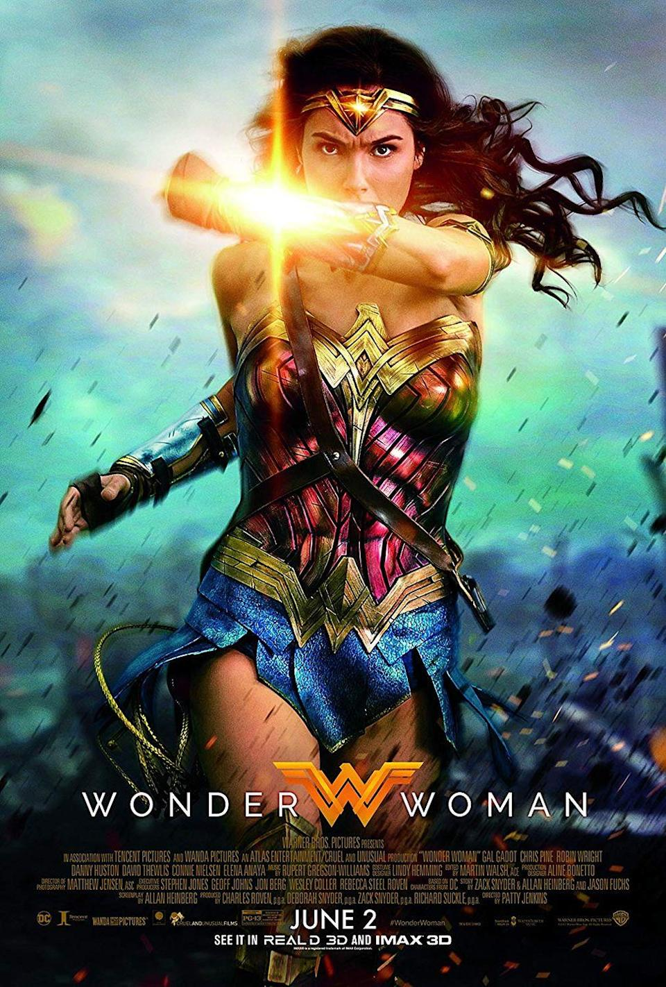 <p><em>Wonder Woman</em> is not only a triumph for the DC Extended Universe, but for Hollywood in general. The film and its director Patty Jenkins are credited with breaking the superhero glass ceiling. Jenkins is the second female director to make a movie with a budget of more than $100 million, and she holds the record for the largest opening of all time for a female director. And all of these firsts are both long-overdue and well-deserved. <em>Wonder Woman</em> is a stunning-looking film with an empowering story, complex and lovable characters—all of which goes well beyond what's expected of the superhero genre as a whole.</p>