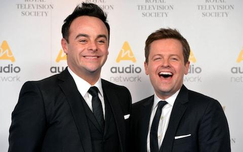 Ant conferred with Dec before deciding to step down from his television commitments - Credit:  Dominic Lipinski/PA Wire