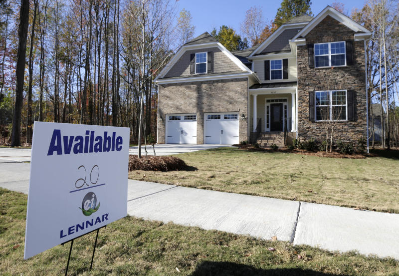 US existing-home sales drop for 3rd straight month