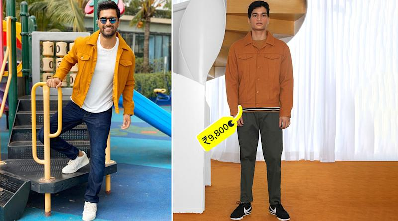 Celebrity Splurges - Vicky Kaushal in Bhaane