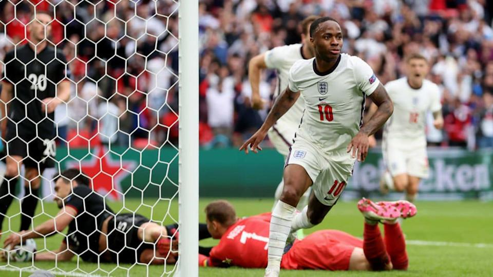 Gol de Sterling | Catherine Ivill/Getty Images