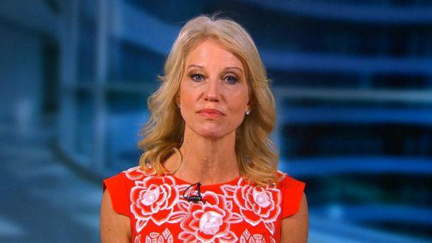 PHOTO: Kellyanne Conway appears on 'Good Morning America,' June 30, 2017. (ABC News)