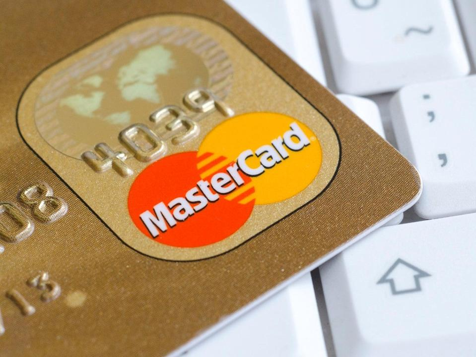 Mastercard is opening up its payments network to certain cryptocurrencies (Getty Images)
