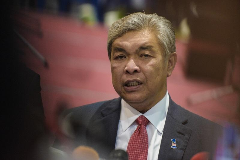 Zahid: Anwar can be released by June 8