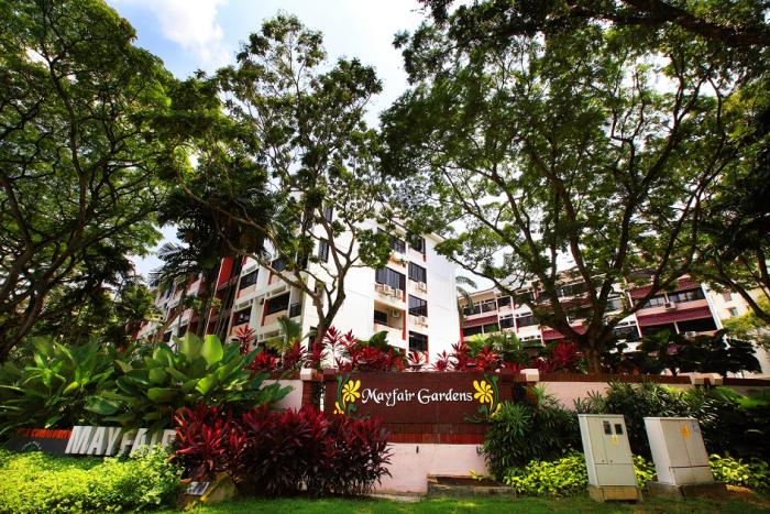 Mayfair Gardens was sold to Oxley Holdings for $311 million, or $1,244 psf per plot ratio, on Nov 17