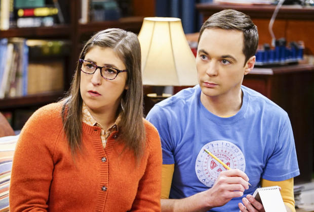'The Big Bang Theory' Finally Reveals Amy's Parents