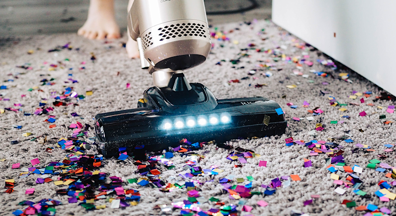 A carpet cleaner is currently the talk of Twitter [Photo: Unsplash]
