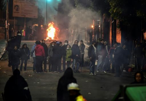 A disputed election result has led to weeks of protests in which three people have been killed