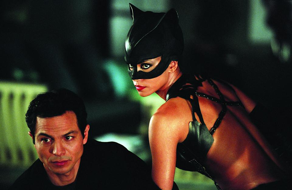 Halle Berry as Catwoman (Credit: Warner Bros)