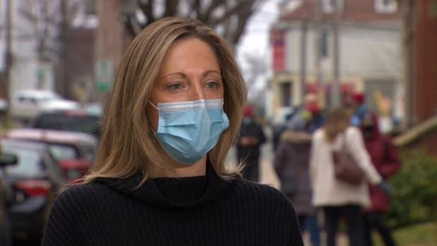 Dr. Lisa Barrett is an expert in infectious disease and human immunology. (CBC - image credit)