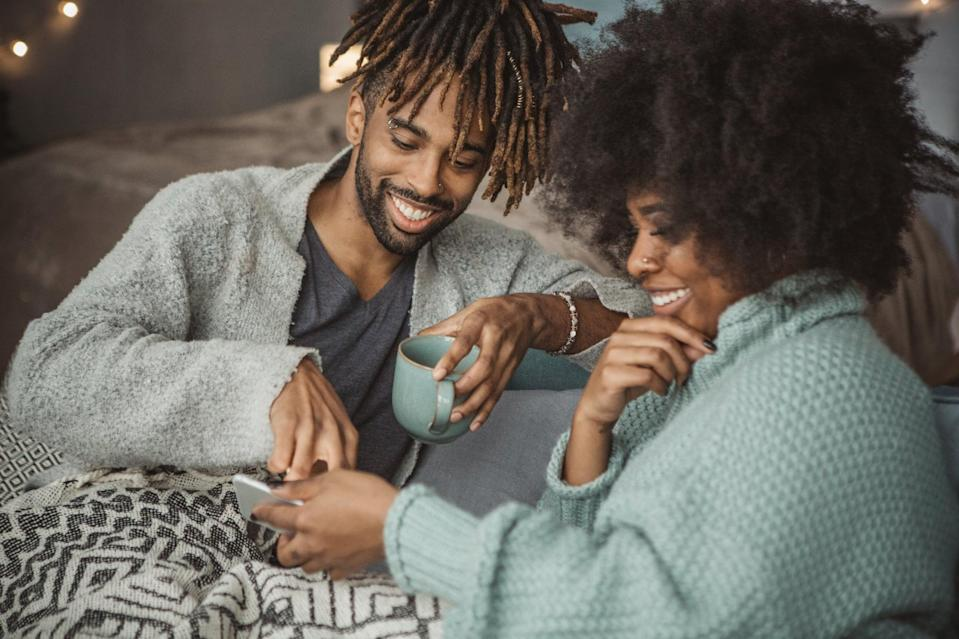 """<p>Cocoa by the fire? Building a snowman? Going to the pumpkin patch? Nothing is too cheesy nor too nostalgic when you're working on your mental health. Find comfort in the things you can only experience during cooler weather, and start <a href=""""https://www.popsugar.com/smart-living/What-Hygge-42697770"""" class=""""link rapid-noclick-resp"""" rel=""""nofollow noopener"""" target=""""_blank"""" data-ylk=""""slk:making your space cozy and happy"""">making your space cozy and happy</a>.</p>"""