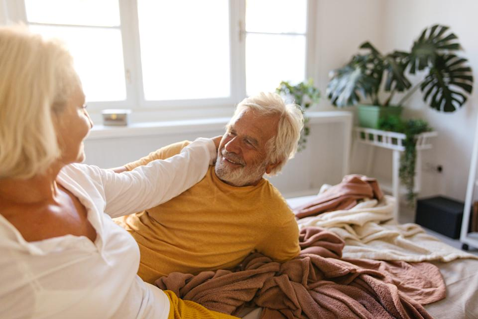 Sex has many health benefits for the older generation [Photo: Getty]