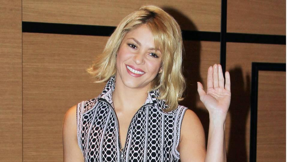 Shakira 2012 in Cannes.