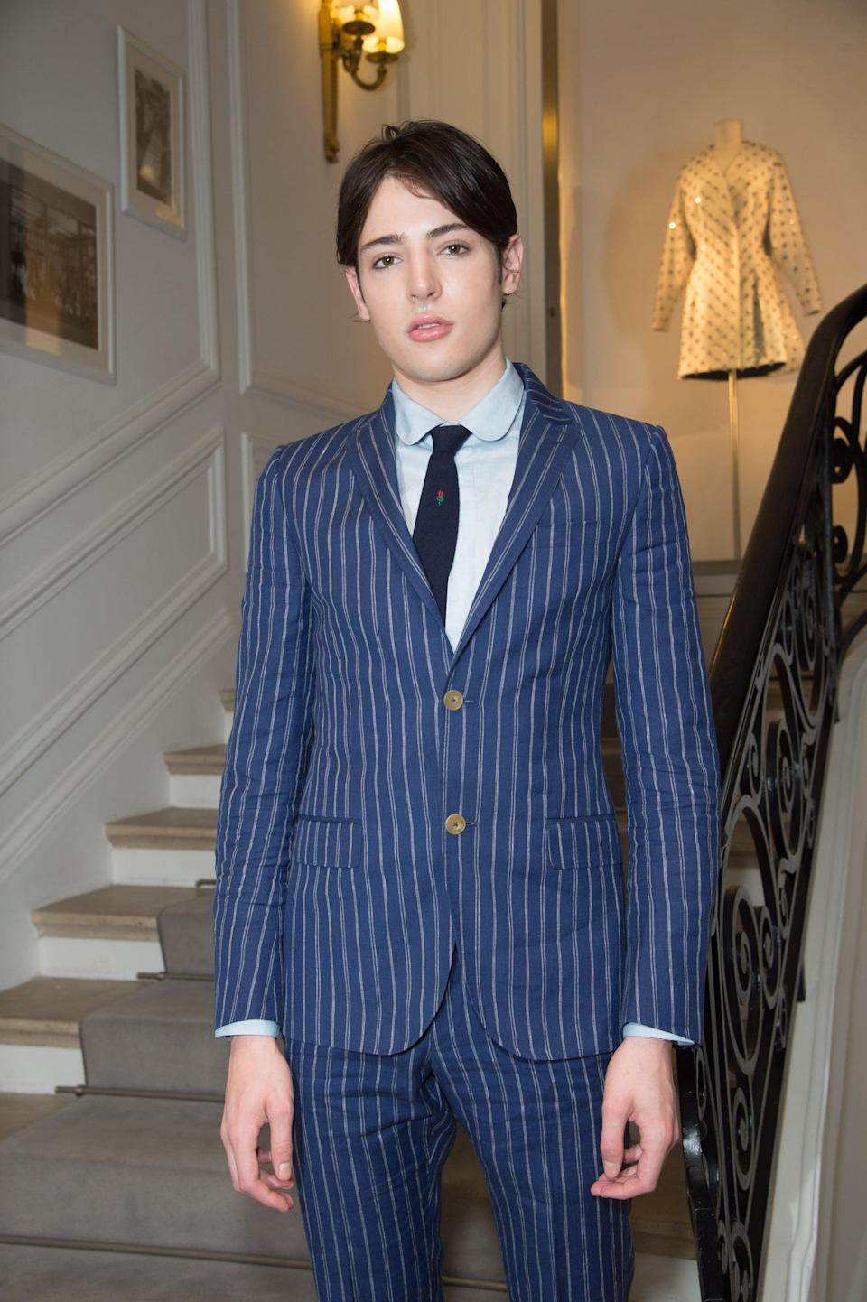"""<p>Harry Brant, son of billionaire Peter Brant and supermodel Stephanie Seymour, died at age 24. According to <strong>The New York Times</strong>, Harry died from an accidental overdose of prescription medication on Jan. 18. """"We will forever be saddened that his life was cut short by this devastating disease,"""" <a href=""""https://www.nytimes.com/2021/01/18/style/harry-brant-dead.html"""" class=""""link rapid-noclick-resp"""" rel=""""nofollow noopener"""" target=""""_blank"""" data-ylk=""""slk:his family said in a statement."""">his family said in a statement.</a></p>"""
