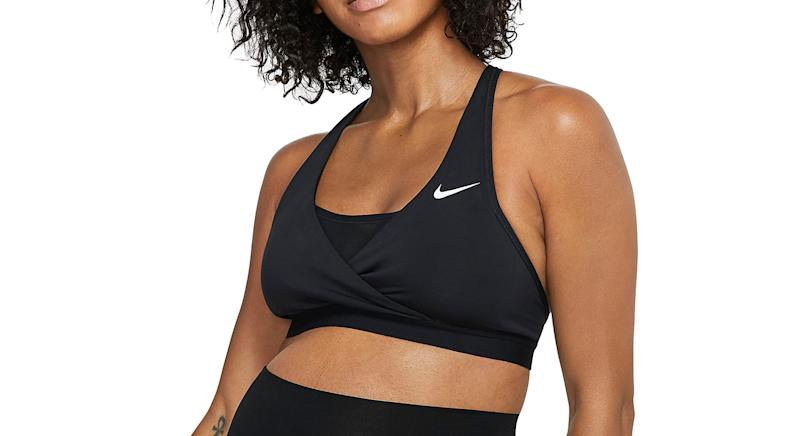 Nike Swoosh Women's Medium-Support Sports Bra (Maternity)