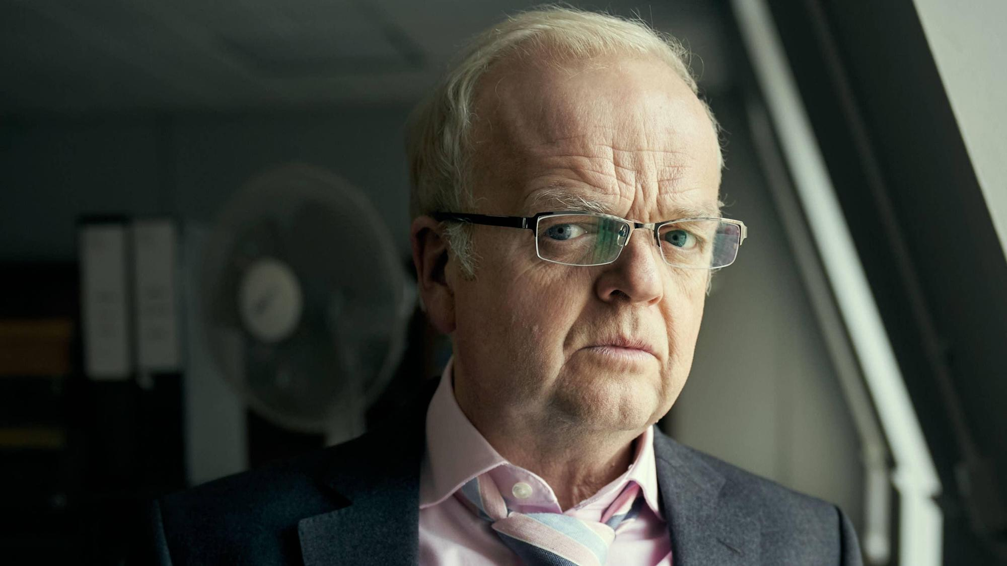 Toby Jones as Phil Shiner in first trailer for Iraq War drama Danny Boy