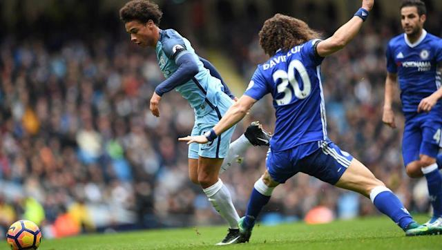 <p>Sane has added pace to City's wing since his arrival from Bundesliga side Schalke at the start of the season.</p> <br><p>The German youngster has scored four goals in 12 appearances and will look to break Chelsea's solid defence later this week. He is simply a vital player in the Sky Blues' attack and is an exciting young talent who is improving every week. David Luiz and company will try to stop the 21-year-old from getting anywhere near their goal.</p> <br><p>Luiz has utilised Antonio Conte's defensive tactics this season, which is why they have only conceded 23 goals. The Brazilian defender will hope to use his strength and out-muscle Sane in set pieces and aerial opportunities. </p>