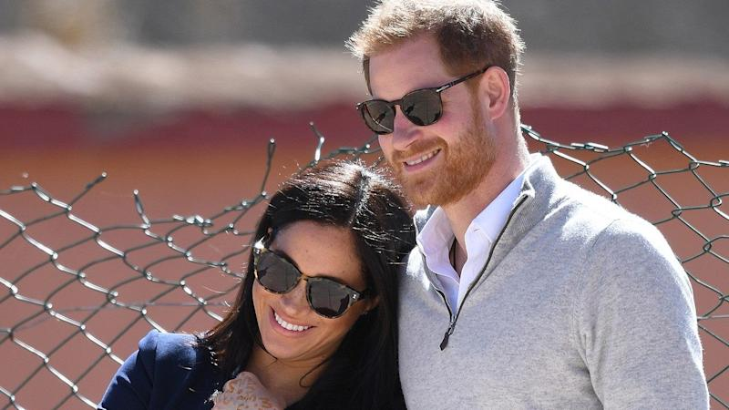 Meghan Markle and Prince Harry Attend Tina Turner Musical Ahead of Baby Sussex's Arrival