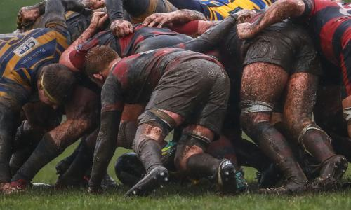 UK sports minister says rugby union outside elite may have to scrap scrums