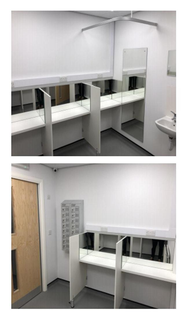 The new treatment clinic