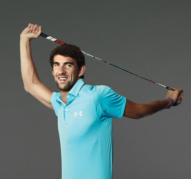 """<p><strong><em>On his occasional displays of frustration on the course:</em></strong></p> <p>""""Oh yeah, I've thrown clubs. I launched my 7-iron and managed to get it stuck in a tree. All my buddies were laughing because they know how competitive I am. They love torturing me in the only sport I can't beat them.""""</p>"""