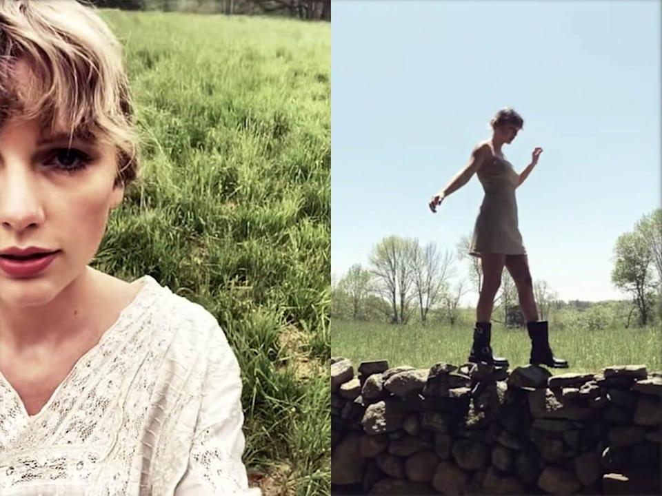 """Taylor Swift's """"Cardigan"""" and """"Betty"""" are the same story told from opposite perspectives."""
