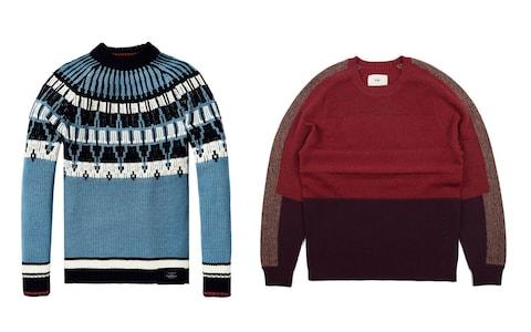Christmas jumpers men's style