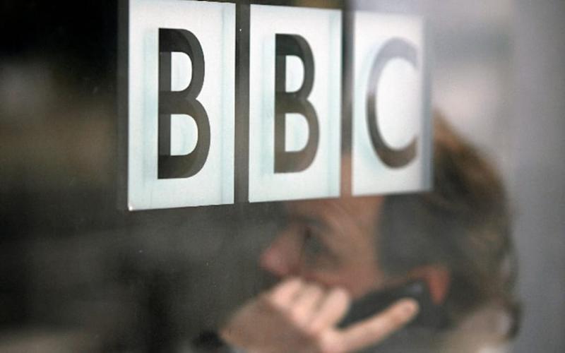 The BBC is under fire for its gender pay gap