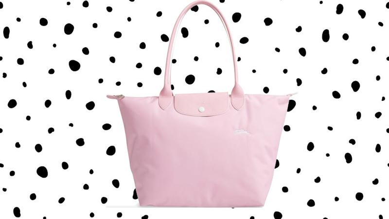 50% off Longchamp? Don't mind if we do.
