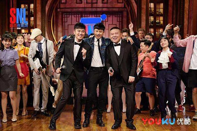 China's Saturday Night Live: victim of Communist Party censorship, or just not funny?
